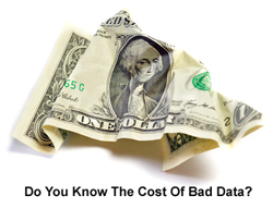The High Cost of Bad Data – Building Your Marketing Database